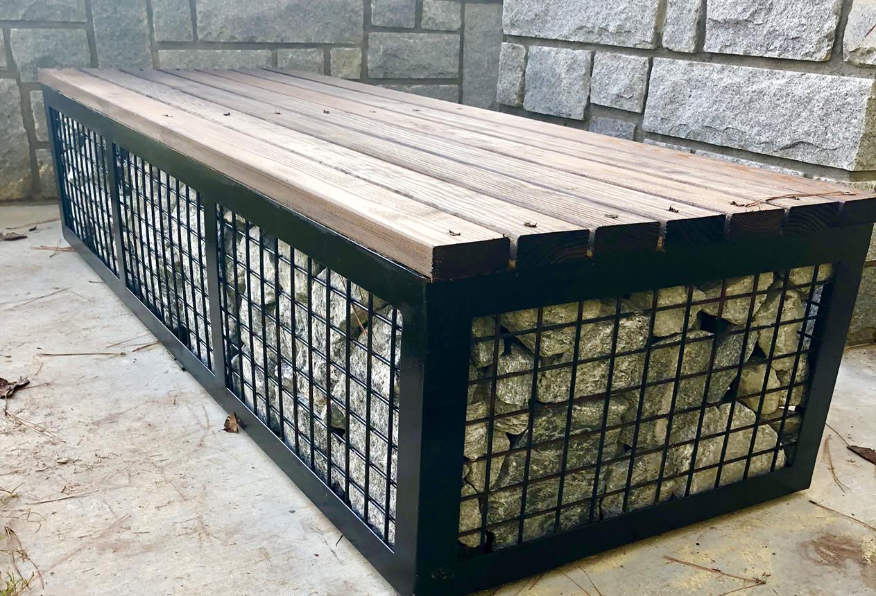 Welding Designer Custom Welded Steel Gates Fences Planters